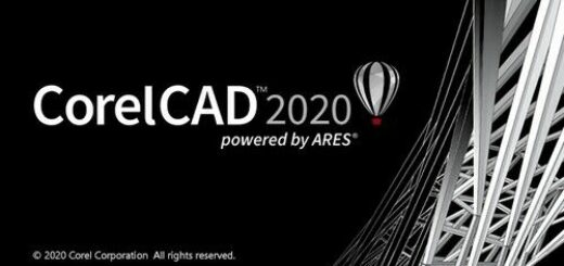 Official CorelCAD 2020 Logo