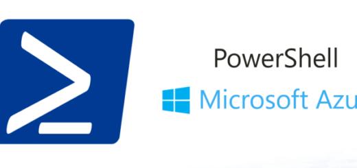 Azure Powershell Logo