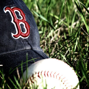 Boston red sox hat wallpaper