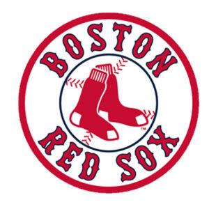 Boston red sox white background