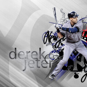 Derek jeter cool wallpaper