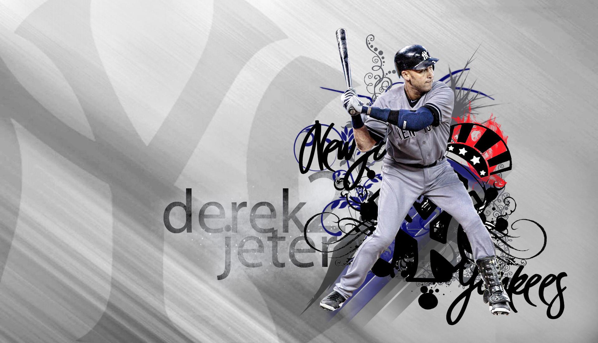 Derek Jeter Cool Wallpaper Windows Mode