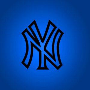 Ny yankees dark blue wallpaper