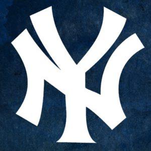 Ny yankees wallpaper blue