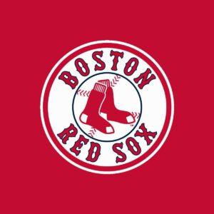 Red background boston redsox wallpaper