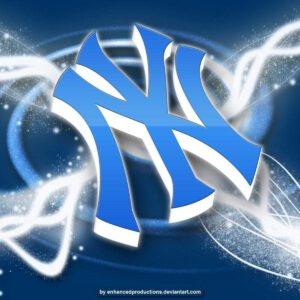 Cool ny yankees background