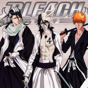 Bleach hd background