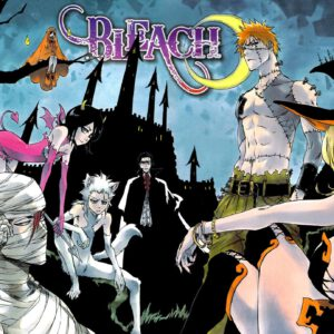 Bleach halloween wallpaper