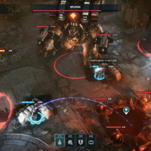 Gears tactics gameplay screenshot hd