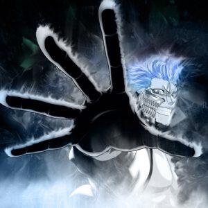 Grimmjow hand wallapper