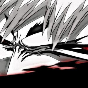 Ichigo eyes hollow