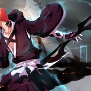 Ichigo fullbringer cool