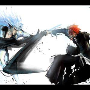 Ichigo vs ulquiorra cool