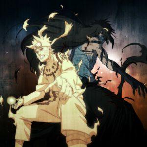 Naruto with ichigo cool