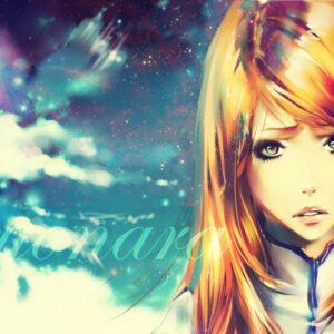 Orihime sad wallpaper