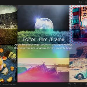 Photoscape x pro film editor