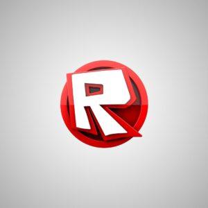 Roblox r logo
