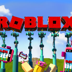 Roblox official logo scaled