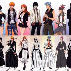 Bleach clothes cool