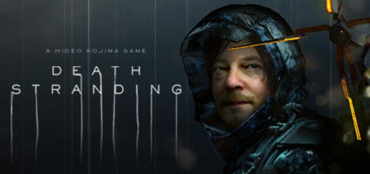 Death stranding official logo