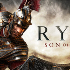Official header for Ryse: Son of Rome game