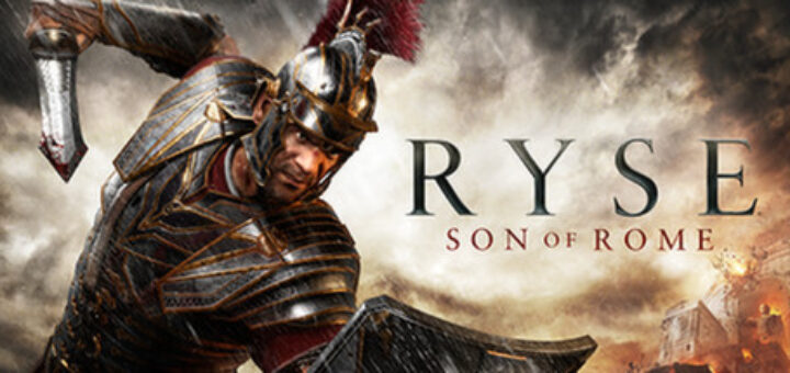 Official header for ryse son of rom