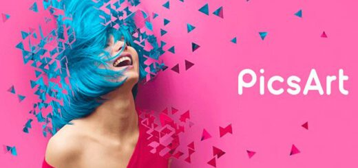 PicsArt official logo