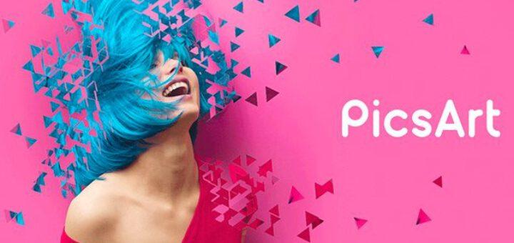 Picsart official logo