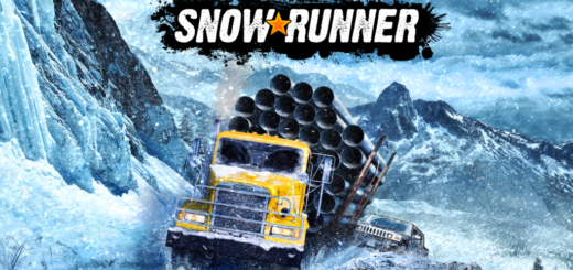 SnowRunner Official Logo