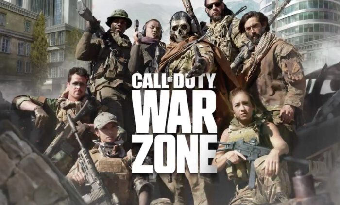 Call of duty warzone official logo