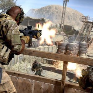 Call of duty warzone hd screenshot soldiers