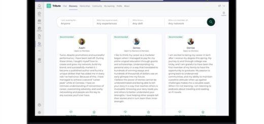 Microsoft teams on the desktop gets community mentors support 532739 2
