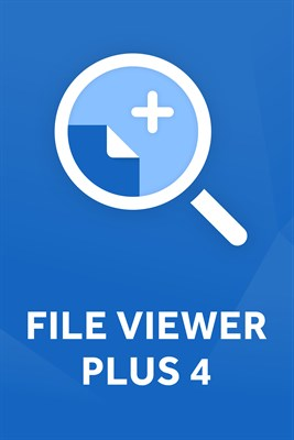 Official logo of File Viewer Plus 4