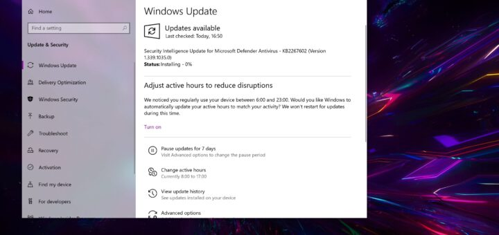 Microsoft officially announces windows 10 may 2021 update 532958 2