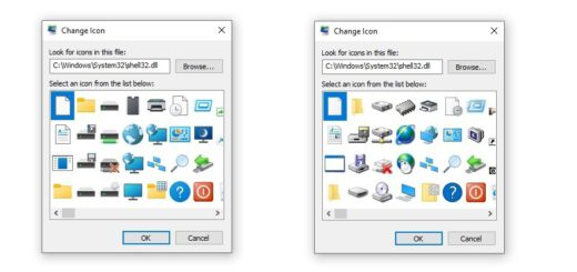 Microsoft silently replaces windows 95 icons in windows 10 with modern designs 532831 2