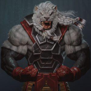 Battle beast 3d