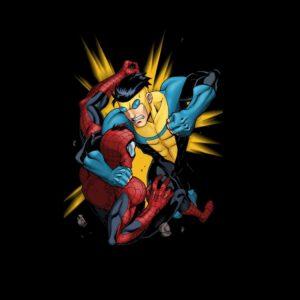 Invincible vs spiderman