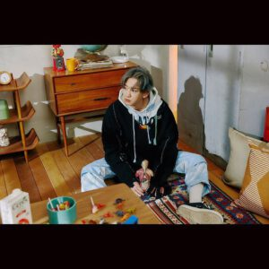 Chanyeol playing