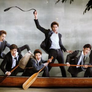 Current EXO members