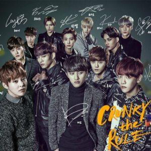 EXO members signatures