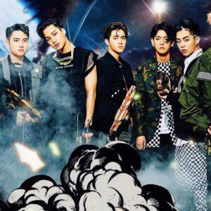 EXO military clothes