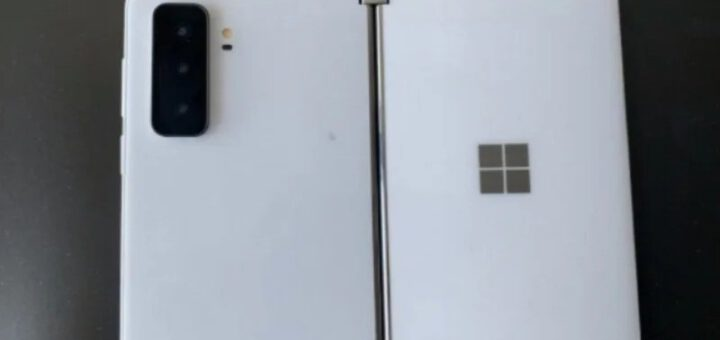 Microsoft Surface Duo 2 Leaked Online