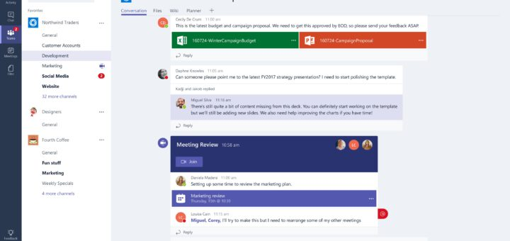 Microsoft Teams Close to 250 Million Monthly Active Users