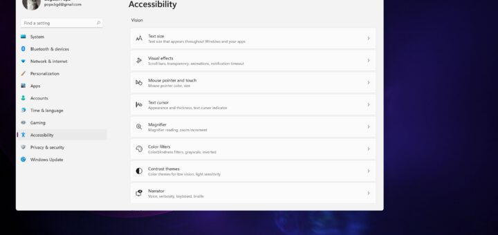 Microsoft details windows 11 accessibility features 533413 2