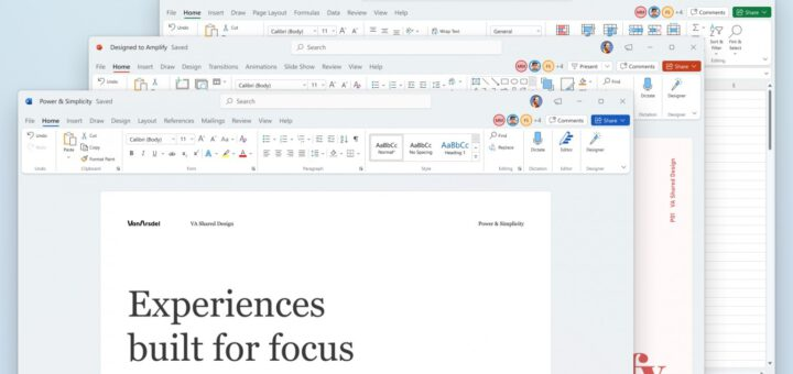 new microsoft office ui ready for windows 11 now available for testing 533463 2