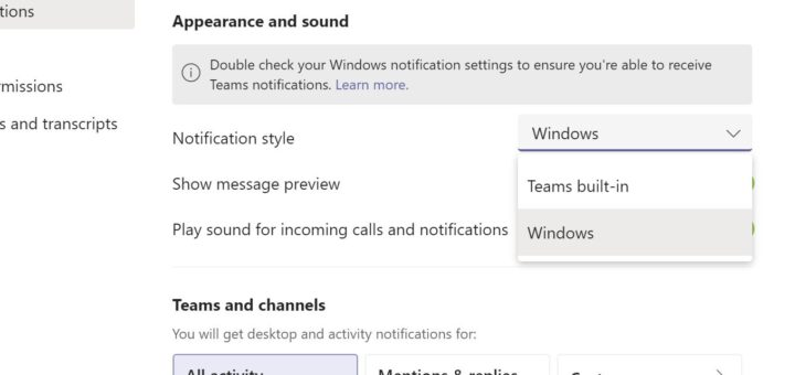 Native macOS Notifications Now Available in Microsoft Teams