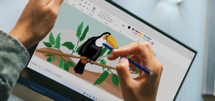 This Is the New Paint Microsoft Might Be Working on