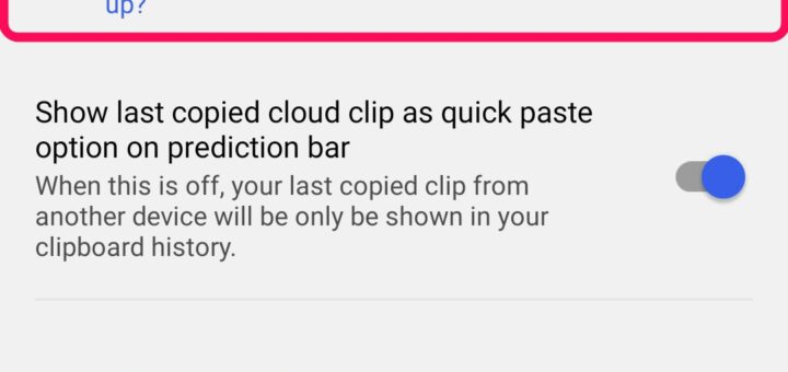 Windows 10 Users Can Now Sync the Clipboard with Android
