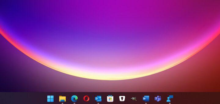 Windows 11 needs taskbar ungrouping and it needs it now
